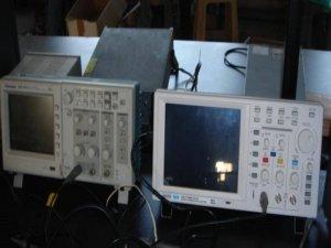 Digital Storage Type Oscilloscopes Electrowaves Electronics