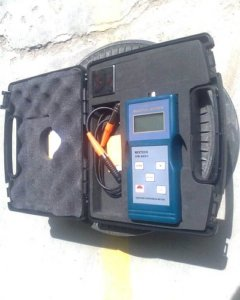 Powder Coating Thickness Gauge-Infrastructural Facilities at EWE